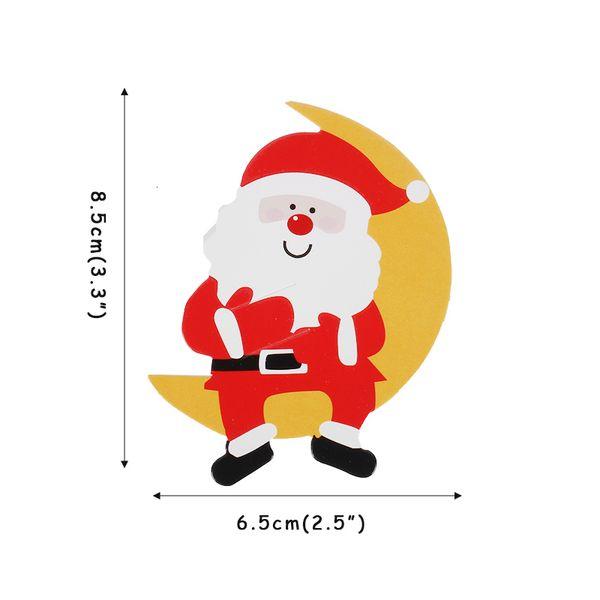 50p Santa claus A