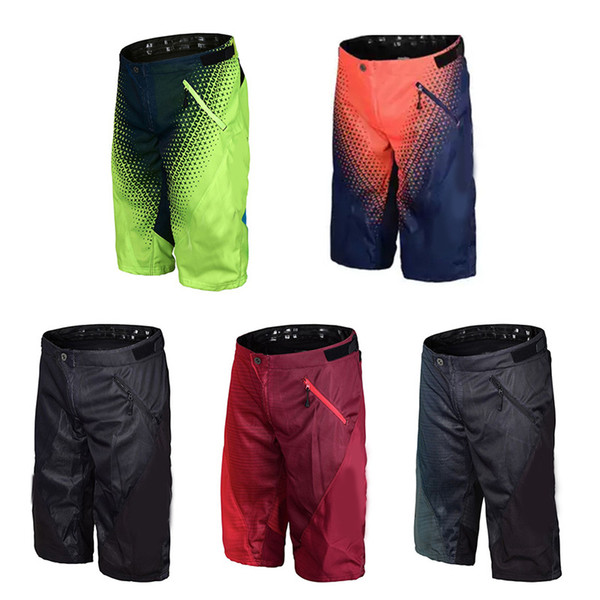 top popular T-7-Colors Shorts Factory Best Quality Bike Race Shorts ALL SAME As TL... 2019