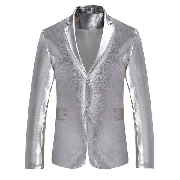 FREE OSTRICH Men's Business Suits 2019 Autumn Winter Slim Long Sleeve Suit Jacket Top casual blazer men fashion slim fit jacket