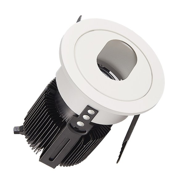 10W LED ceiling spotlight 15,24,36 degrees beam angle LED wall washer AC85-265V wide input voltage background light