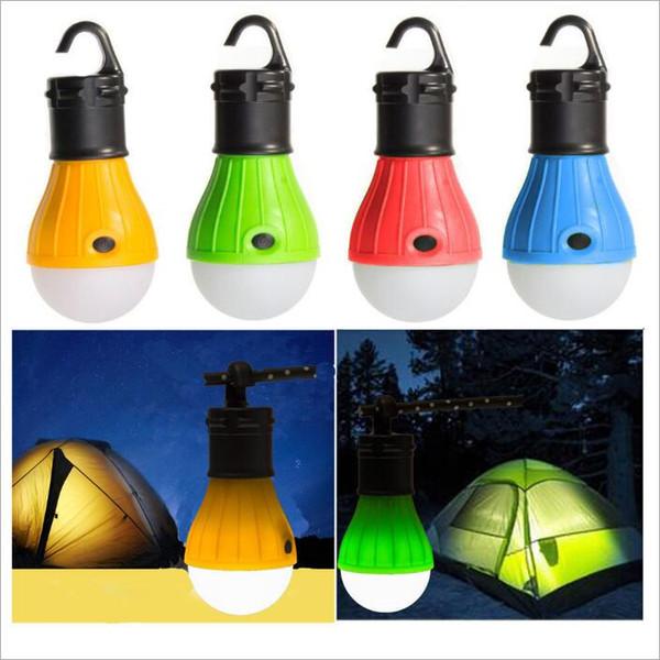 Tragbare Laterne LED Mini Zelt Glühbirne Notfall Lampe Wasserdichte Hängen Haken Taschenlampe Arbeiten Outdoor Camping Energiesparlampe B5069