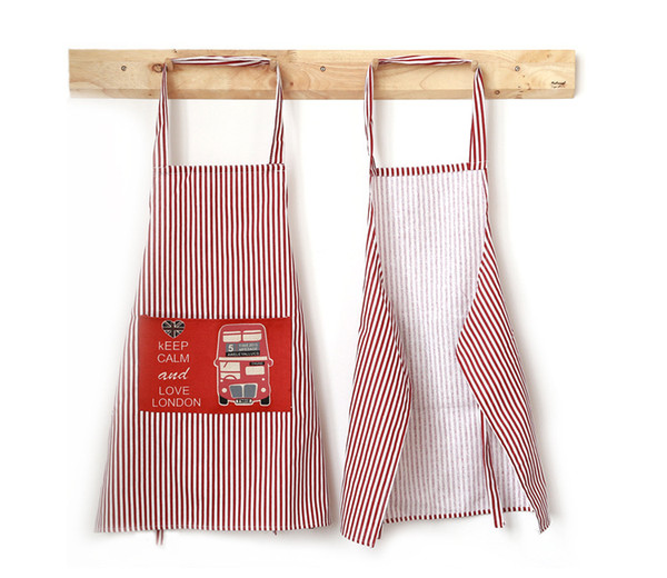 New Apron antifouling overalls waterproof hooded reversible work protective clothing sleeve apron Home Textiles Kitchen supplies oil proof