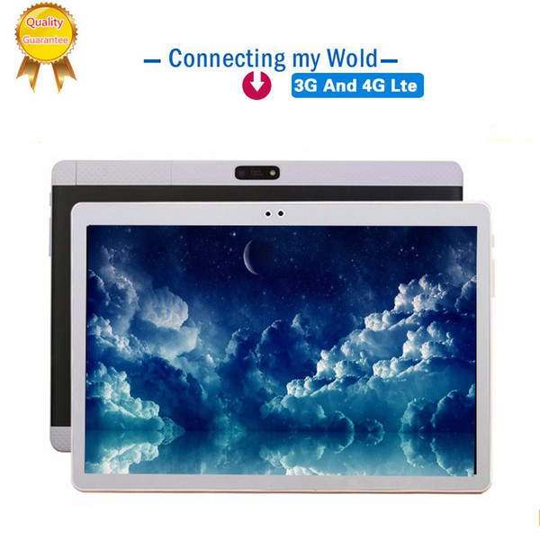 Pre-sale Loss 10.1 inch K99 Tablets Computer Android 8.0 8 Octa Core ROM Dual Camera 5MP Dual SIM Tablet PC GPS bluetooth phone