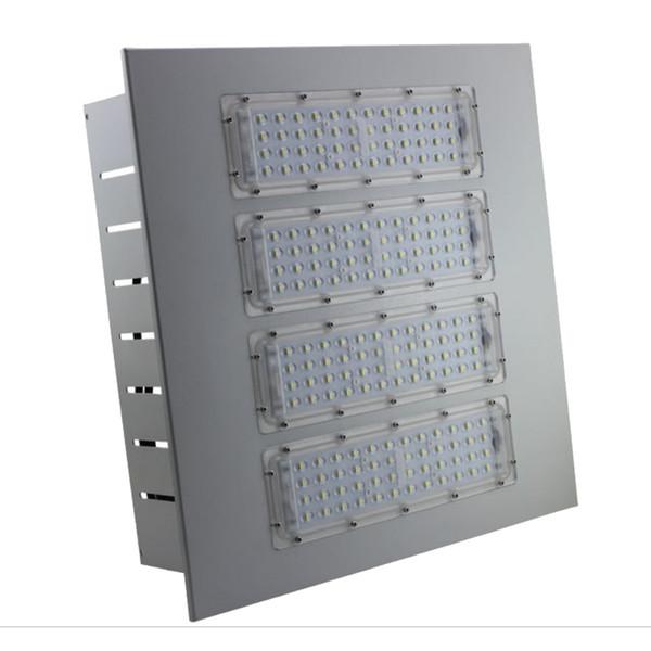 80 W 120 W 160 W modulo Incorporato ha condotto la luce di soffitto esterna tunnel illuminazione di inondazione stazione lampada olio SMD3030 Meanwell driver IP65 5 anni di garanzia