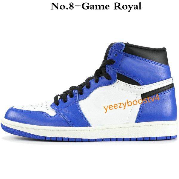 No.8-Game Royal