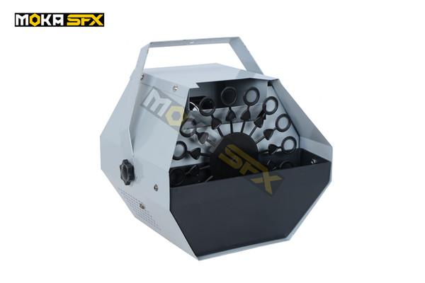 Moka MK-B03 60 W Mini Máquina de Bolha Efeito Do Partido Blower Bolha Fazendo Máquina com Controle Remoto para o Partido Efeito de Estágio