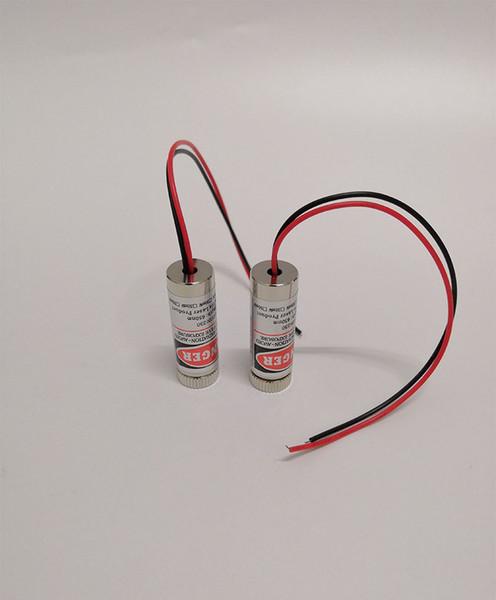 650/NM 5/MW Laser di colore rosso Line modulo di Focus regolabile Laser Head 5/V Good