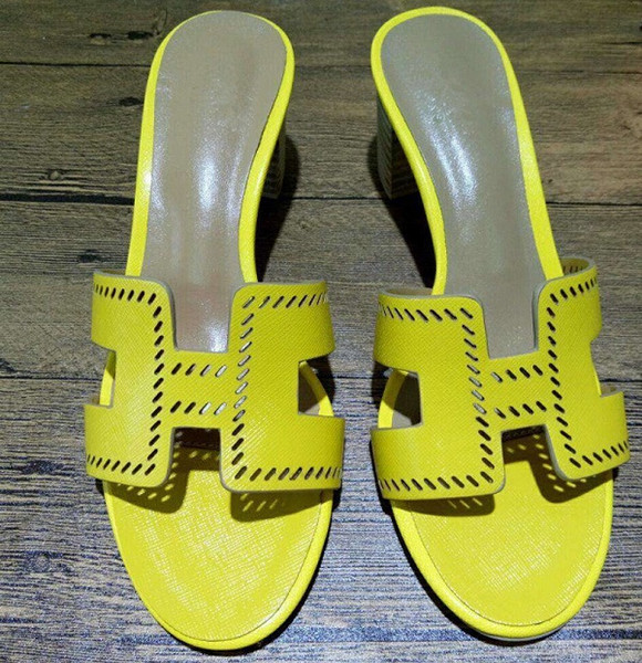 Frauen Sandalen Designer Schuhe Luxus Rutsche Sommer Flache Glatte Sandalen Slipper Chaussure Designer Rutschen Mode Luxus Designer Frauen 36-41