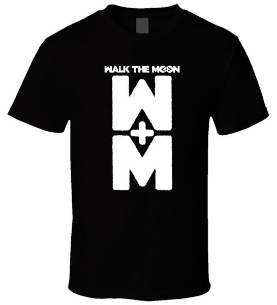 Walk The Moon 4 New T ShirtUnisex Unisex Fashion Tshirt Spedizione gratuita divertente