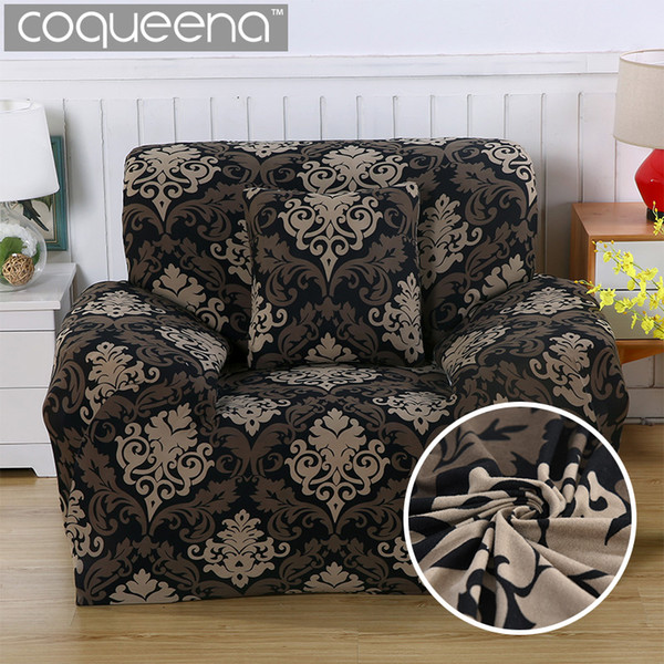 Terrific Luxury Universal Elastic Stretch Sofa Cover For Armchairs 1 Seat Chair Living Room Decorative Furniture Covers 100 Polyester Recliner Chair Covers Uwap Interior Chair Design Uwaporg