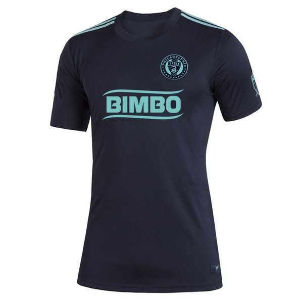 2019 Le New Philadelphia Union Parley Jersey 2019 2020 Parley MLS Philadelphia Union des femmes jersey de football hommes 19 20 MLS Parley maillots S-4XL