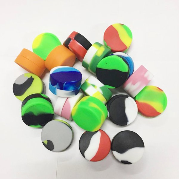 7ML Silicone Containers