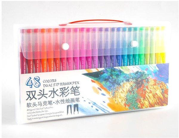 48 couleurs
