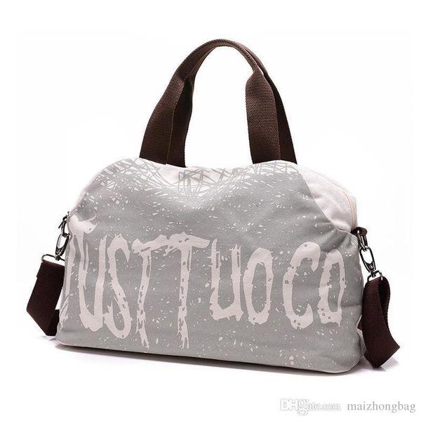 Nice New Fashion Canvas Purses Handbags Big Capacity Pillow Shape Single Shoulder Bags Ladies Handbags Travel Bags