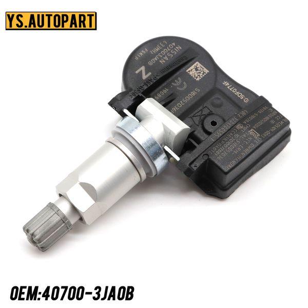 top popular 40700-3JA0A Car TPMS Sensor FOR Infiniti QX50 QX56 QX60 2010-2024 433MHz Tire Pressure Monitoring System Sensor 40700-3JA0B 2021