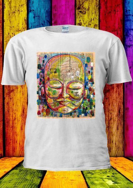 Gautama Buddha Budda Design Tumblr T-shirt Vest Tank Top Men Women Unisex 1506 Summer Straight 100% Cotton O-Neck T Shirt