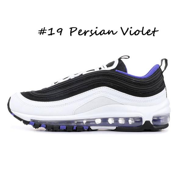 #19 Persian Violet