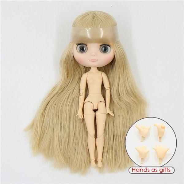 eine matte Puppe (20cm)