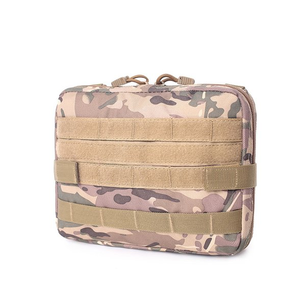 The New Fashion Camouflage Bag Outdoor Multifunctional Vulture Tactical Package Military Nnthusiasts Camping Outdoor Sports Bags