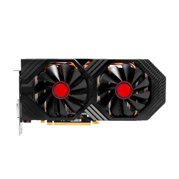Used XFX RX 580 4GB 256bit GDDR5 desktop pc gaming graphics cards video card not mining