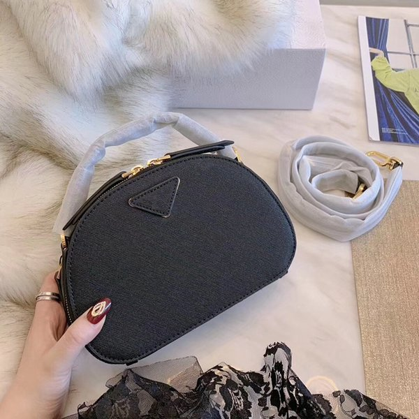 Brand Design Women Fashion Handbags Ladies Casual Shoulder Bag High Quality Crossbody LetterP Plain Cloth Messenger Bags