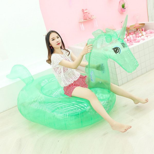 Fabulous 2019 Giant Unicorn Floats Swimming Ring Unicorn Inflatable Pool Float Toys For Adult Unicorn Swimming Rings For Women Swim Accessary P 26 From Creativecarmelina Interior Chair Design Creativecarmelinacom