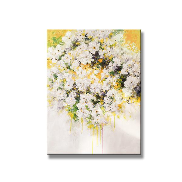 Дешевле не Лучшее украшение продажи свадьбы для картины масла дома ручной работы на холст стена искусства картины для гостиной не оформлено
