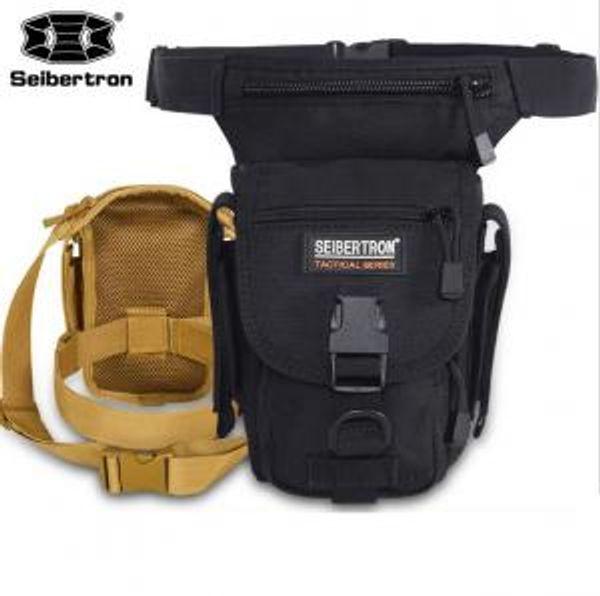 Tactical Waist Bag Military Nylon Travel Belt Bag Hiking Hunting Camping Cycling Waterproof Outdoor Pouch Handbags OOA6166