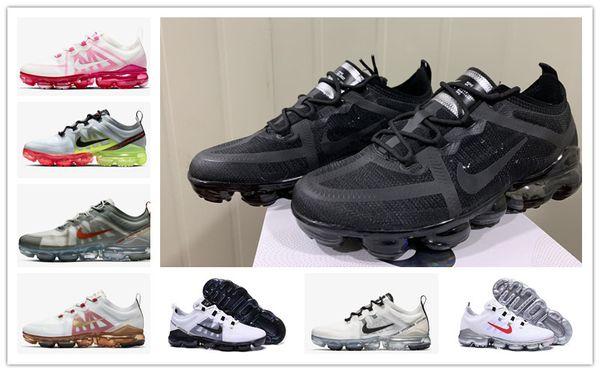 2019 Flynit 3 Max Vapors TN 97 270 Chaussures de course Chaussures de sport pour hommes et femmes Baskets TN Plus PRM Héritage Innovation Lime Blast Platinum