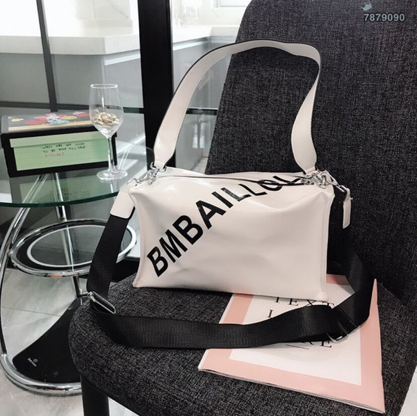 Women Messenger Bags leather shoulder crossbody bags for women 2019 bags handbags womens famous brands women leather handbags Cosmetic bag