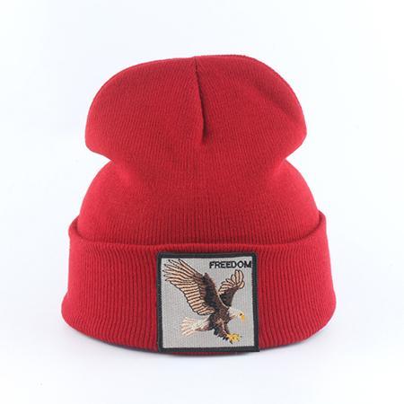 орел красный