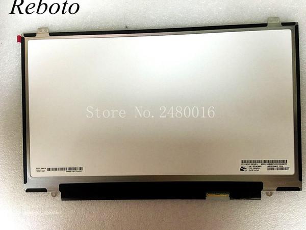 Livraison gratuite écran LCD portable '14' pour ThinkPad conduit New X1 écran LCD carbone LP140QH1 SPB1 1600 * 2560 40pin