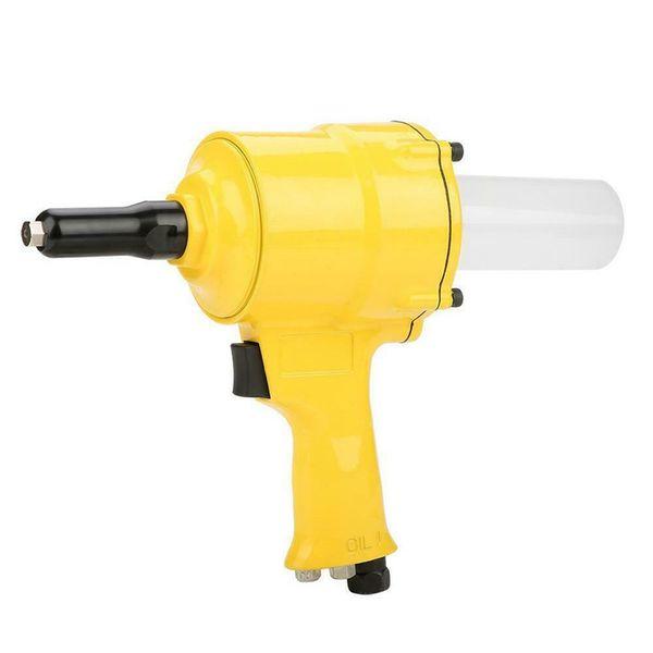 KP-705P Пневматический Клепальщик ручка Заклепка инструменты Air Powered клепки Tool 1/4 дюйма