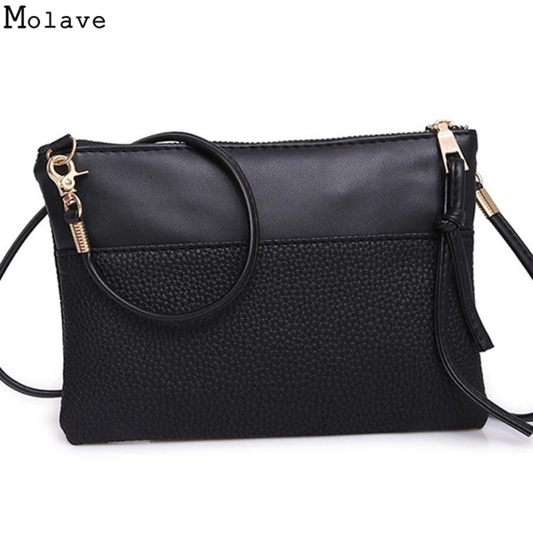 Cheap Women Shoulder Bag Soft PU Leather Bag Women Handbags Tote Purse Top Handle Shouder Bags Designer Handbags High Quality D37M8