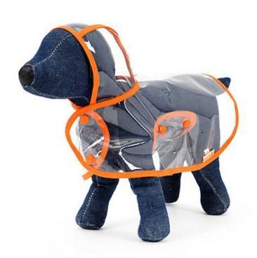 # 2 Marke Dog Raincoat