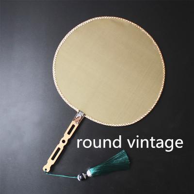 round vintage