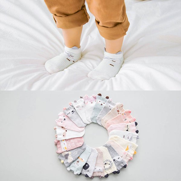 Новые детские носки Детские носки Детские носки хлопка Мультфильм новорожденных носки лодыжки Повседневная Boys Sock детская дизайнерская одежда A6011