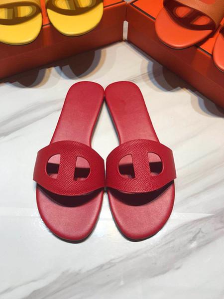 NEU Designer Slipper Gear Bottoms Herren gestreifte Sandalen Kausal Rutschfeste Sommer Huaraches Slipper Flip Flops Slipper BESTE QUALITÄT hy19072806