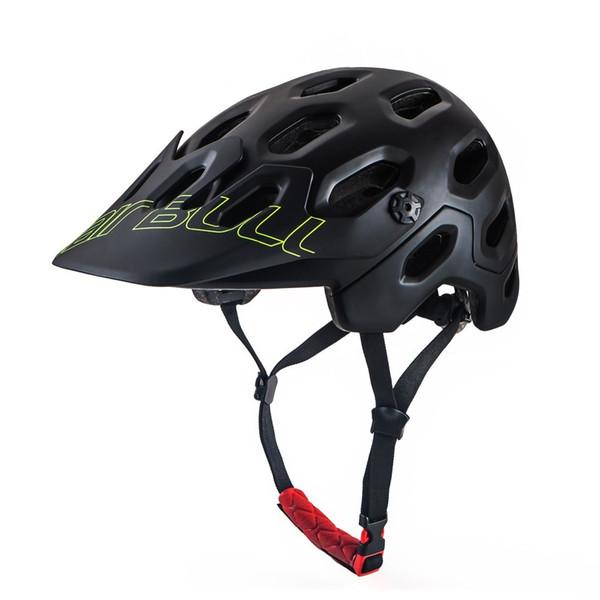 Mountain DH Cycling Helmet MTB Down Hill Bicycle Helmet Ultralight Women Men In-mold Bike Helmet Casco Ciclismo M/L Size