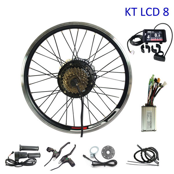 36V Ebike conversion kit 350W 20''-29'' Mountain Electric bicycle kit 24'' 26'' 27.5'' 28''