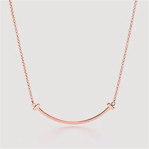 Necklace-rose gold