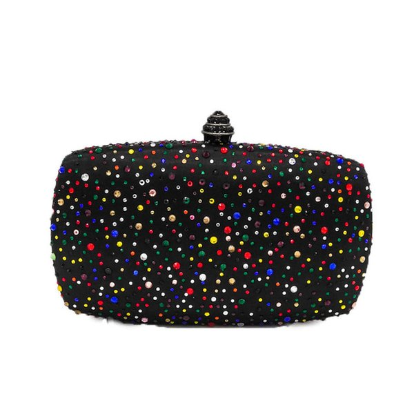 Multi Crystal Bag