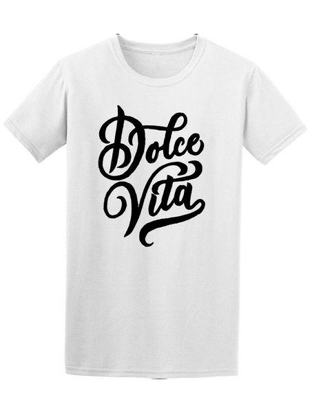 T-shirt Dolce Vita italiana Sweet Life - Immagine