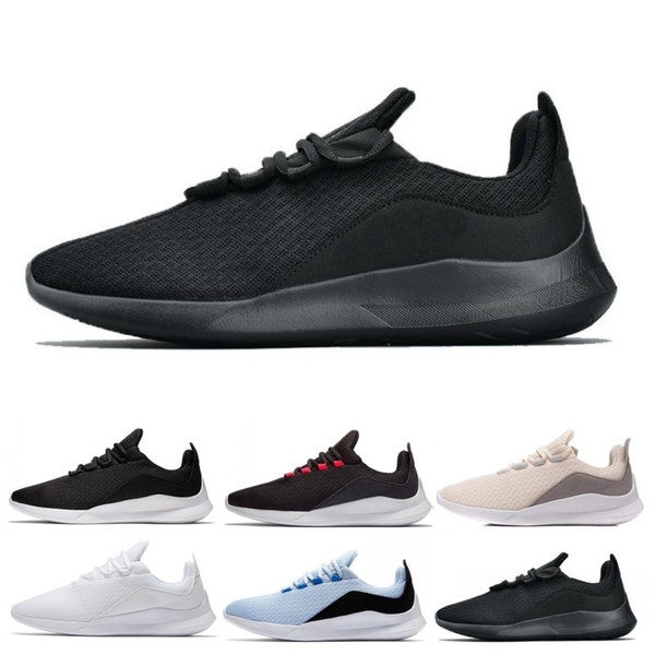 2019 VIALE Olympic London 5 5s Running Shoes Uomo Donna Top Nero Bianco Blu Designer Sneakers Scarpe da ginnastica Scarpe sportive 36-45