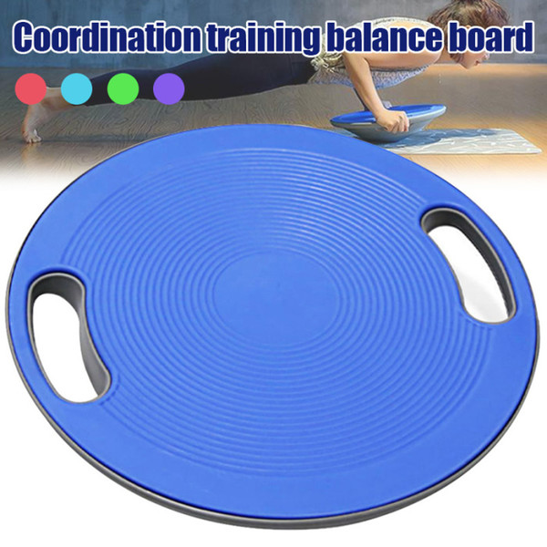 top popular Wobble Balance Board Exercise Stability Trainer Portable Balance Board with Handle for Workout skin machine radio lifting face skin devices 2021