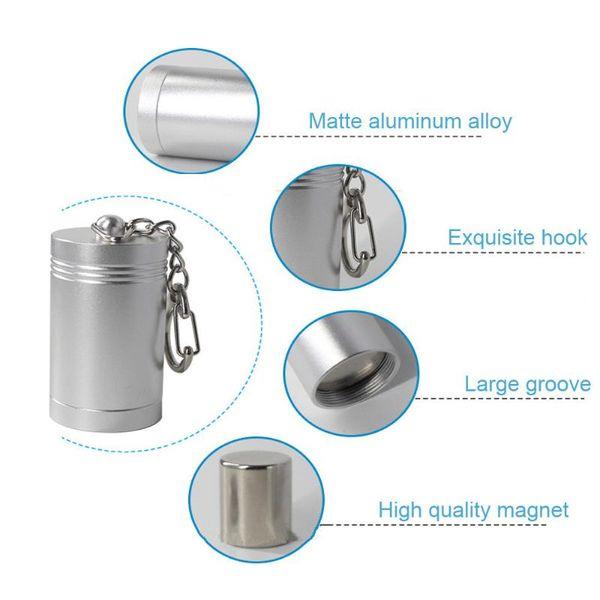best selling Keys Security Cloth EAS Tag Remover Magnet Lockpick Universal A Hook Key Remover Ganzua Magnetic Lock S3