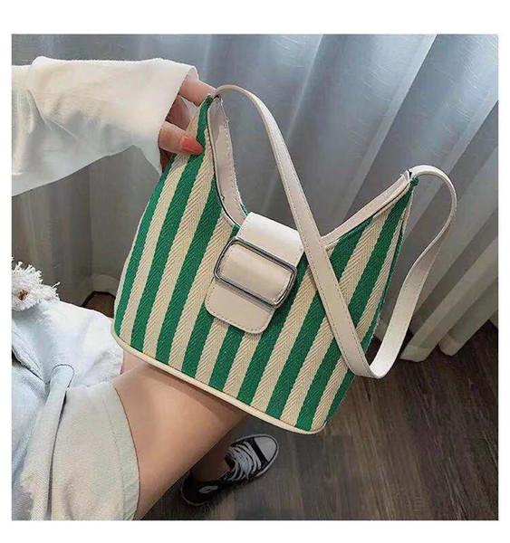 donne del panno borsa borse modelli sensazione di grande tela di una borsa a tracolla hobo bag