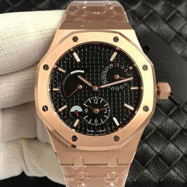 TWA Relógios Mecânicos 26120st.oo. anti-riscos relógio de safira luxo 1220st.01 cal.2329 relógio automático 316L 41 milímetros de aço de precisão