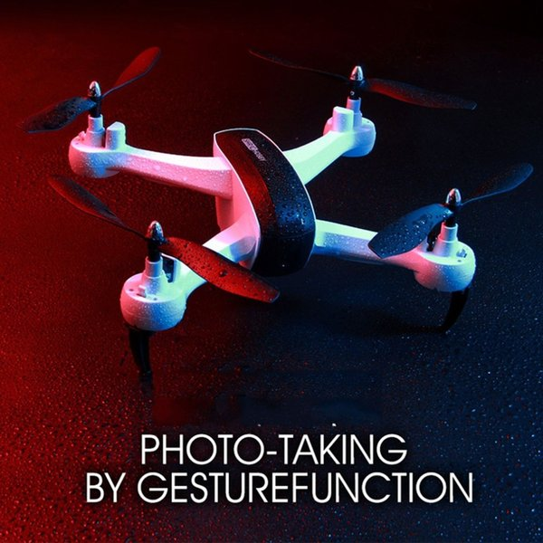 1080P WIFI FPV HD Camera SH7 RC Drone RC Quadrocopter Set Height Hovering Geature Selfie Intelligent Follow Target Helicopter