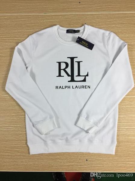 2018 diseñador de Hip Hop de la marca Streetwear hombres del algodón sudaderas letra impresa Patinetas Kanye West Patinetas alta calidad del suéter con capucha